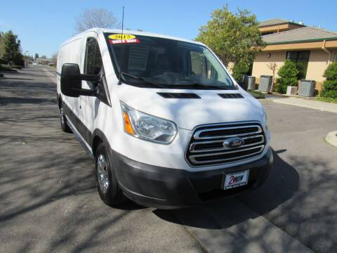 2015 Ford Transit Cargo for sale at 2Win Auto Sales Inc in Oakdale CA
