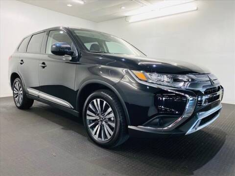 2020 Mitsubishi Outlander for sale at Champagne Motor Car Company in Willimantic CT