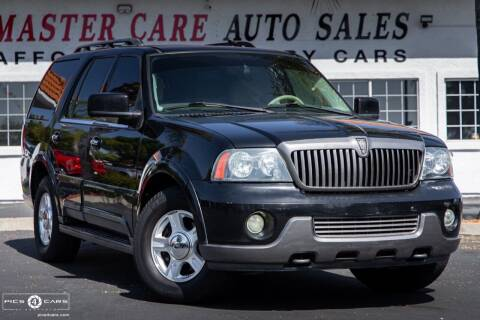 2004 Lincoln Navigator for sale at Mastercare Auto Sales in San Marcos CA