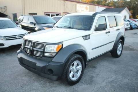 2007 Dodge Nitro for sale at Mars auto trade llc in Kissimmee FL
