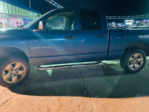 2002 Dodge Ram Pickup 1500 for sale at Pioneer Auto in Ponca City OK