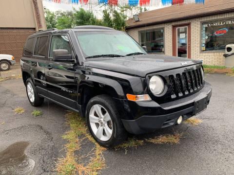 2012 Jeep Patriot for sale at Big T's Auto Sales in Belleville NJ