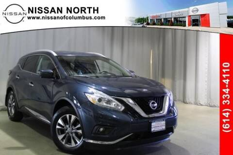 2017 Nissan Murano for sale at Auto Center of Columbus in Columbus OH