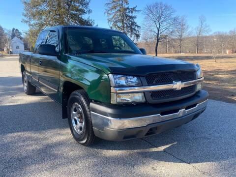 2004 Chevrolet Silverado 1500 for sale at 100% Auto Wholesalers in Attleboro MA