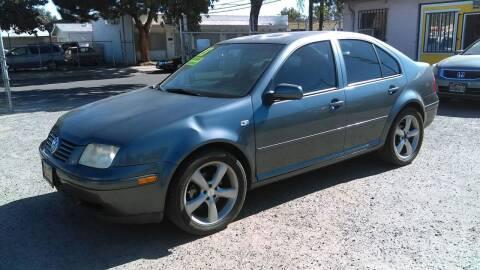 2003 Volkswagen Jetta for sale at Larry's Auto Sales Inc. in Fresno CA