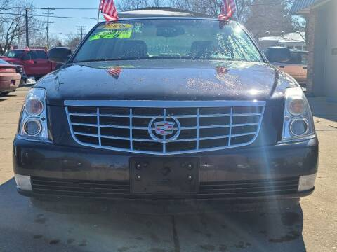 2008 Cadillac DTS for sale at LOT 51 AUTO SALES in Madison WI