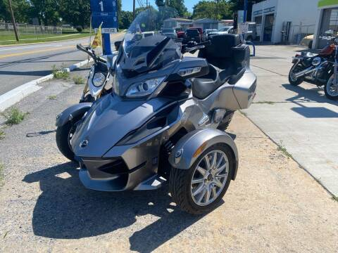 2013 Can Am Spyder RT for sale at Ginters Auto Sales in Camp Hill PA