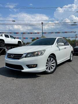 2014 Honda Accord for sale at Auto Budget Rental & Sales in Baltimore MD