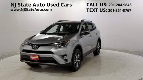 2018 Toyota RAV4 for sale at NJ State Auto Auction in Jersey City NJ
