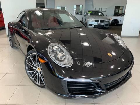 2017 Porsche 911 for sale at Auto Mall of Springfield in Springfield IL