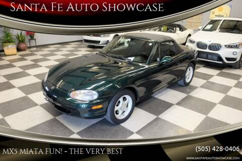 1999 Mazda MX-5 Miata for sale at Santa Fe Auto Showcase in Santa Fe NM