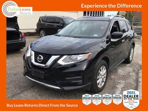 2017 Nissan Rogue for sale at Dallas Auto Finance in Dallas TX