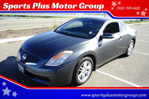 2008 Nissan Altima for sale at Sports Plus Motor Group LLC in Sunnyvale CA