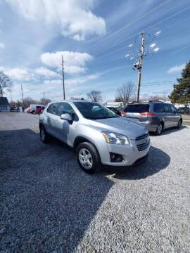 2016 Chevrolet Trax for sale at HonduCar's AUTO SALES LLC in Indianapolis IN