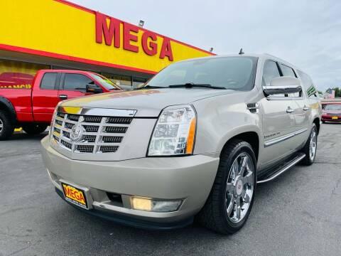 2008 Cadillac Escalade ESV for sale at Mega Auto Sales in Wenatchee WA