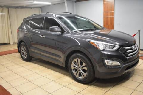 2015 Hyundai Santa Fe Sport for sale at Adams Auto Group Inc. in Charlotte NC