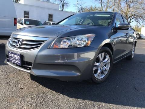 2012 Honda Accord for sale at Certified Auto Exchange in Keyport NJ