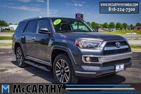 2015 Toyota 4Runner for sale at Mr. KC Cars - McCarthy Hyundai in Blue Springs MO