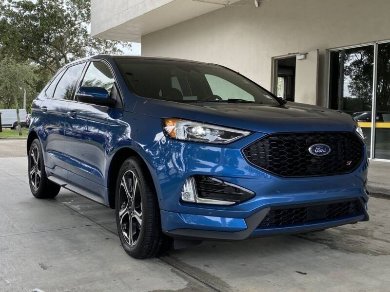 2019 Ford Edge AWD ST 4dr Crossover - Davie FL