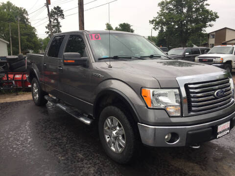 2010 Ford F-150 for sale at Flambeau Auto Expo in Ladysmith WI
