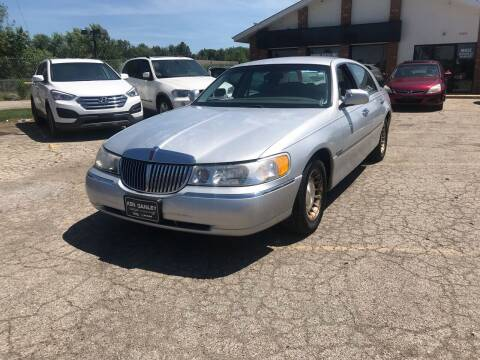 1998 Lincoln Town Car for sale at Royal Auto Inc. in Columbus OH