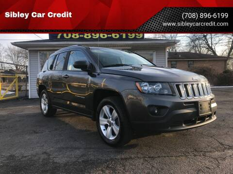 2014 Jeep Compass for sale at Sibley Car Credit in Dolton IL