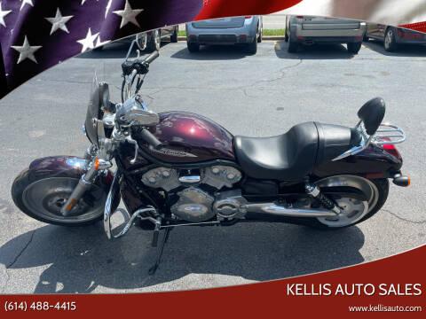 2005 Harley Davidson V-ROD for sale at Kellis Auto Sales in Columbus OH