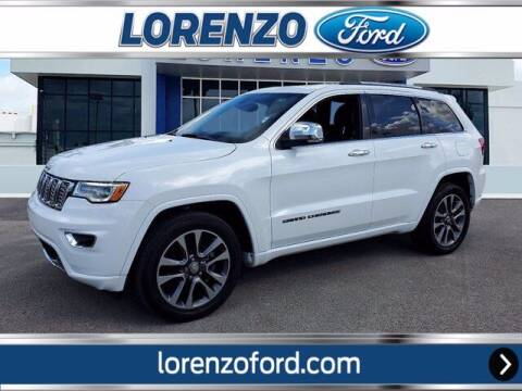 2018 Jeep Grand Cherokee for sale at Lorenzo Ford in Homestead FL