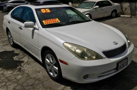 2005 Lexus ES 330 for sale at Eden Motor Group in Los Angeles CA