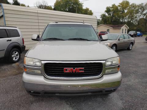 2005 GMC Yukon for sale at K & P Used Cars, Inc. in Philadelphia TN