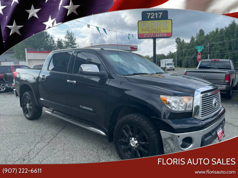 2012 Toyota Tundra for sale at FLORIS AUTO SALES in Anchorage AK