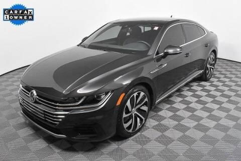 2019 Volkswagen Arteon for sale at CU Carfinders in Norcross GA