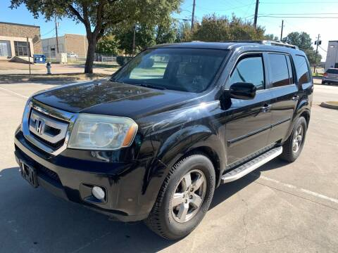 2011 Honda Pilot for sale at Sima Auto Sales in Dallas TX