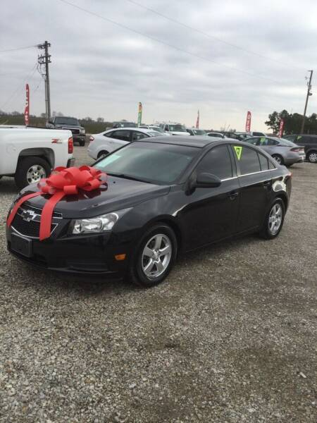 2012 Chevrolet Cruze for sale at Drive in Leachville AR