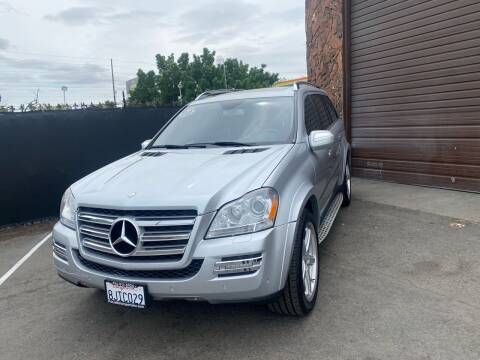 2010 Mercedes-Benz GL-Class for sale at Prime Motorports in Sacramento CA