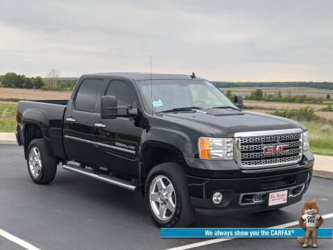 2012 GMC Sierra 2500HD for sale at Bob Walters Linton Motors in Linton IN