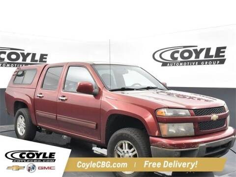2010 Chevrolet Colorado for sale at COYLE GM - COYLE NISSAN - New Inventory in Clarksville IN