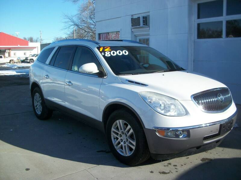 2012 Buick Enclave for sale at Wildcat Motors - Main Branch in Junction City KS