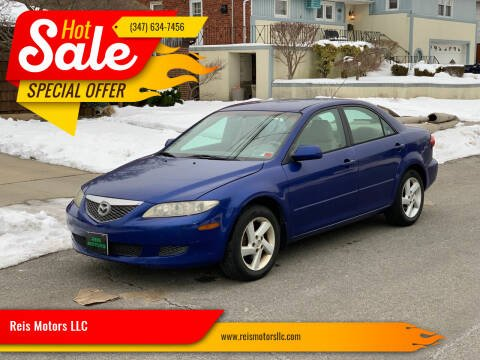 2004 Mazda MAZDA6 for sale at Reis Motors LLC in Lawrence NY