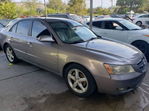 2008 Hyundai Sonata for sale at Track One Auto Sales in Orlando FL
