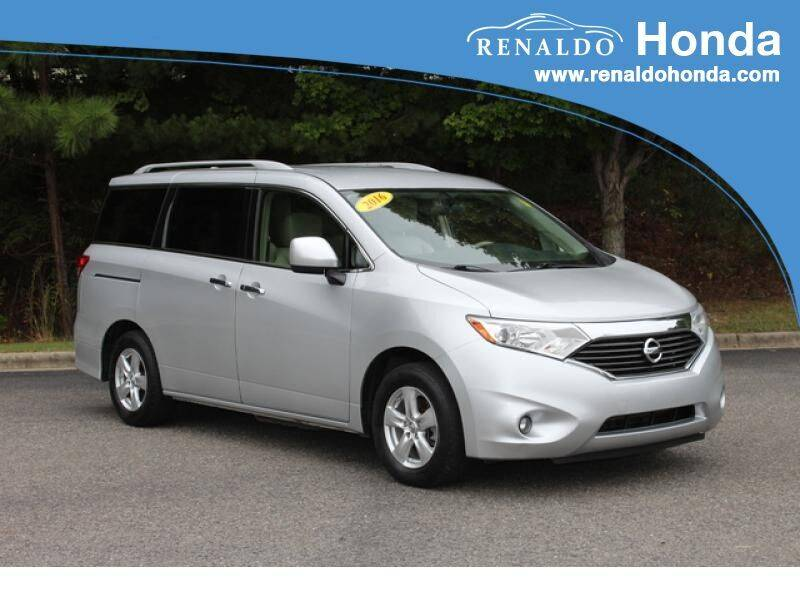 2016 Nissan Quest for sale in Shelby, NC