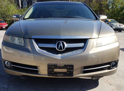 2008 Acura TL for sale at Infinite Autos in Houston TX