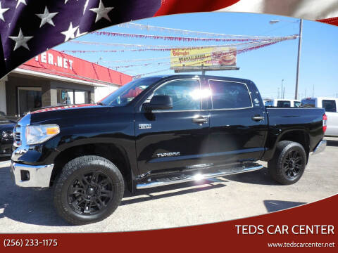 2015 Toyota Tundra for sale at TEDS CAR CENTER in Athens AL