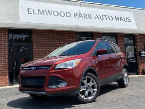 2014 Ford Escape for sale at Elmwood Park Auto Haus in Elmwood Park IL