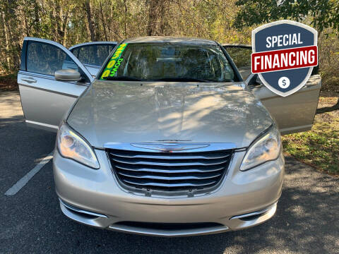 2014 Chrysler 200 for sale at Auto Mart in North Charleston SC