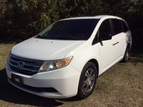 2011 Honda Odyssey for sale at Allen Motor Co in Dallas TX