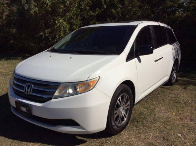2011 Honda Odyssey for sale at Allen Motor Co in Dallas TX