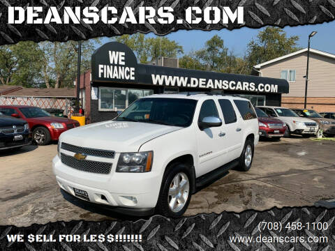 2008 Chevrolet Suburban for sale at DEANSCARS.COM in Bridgeview IL