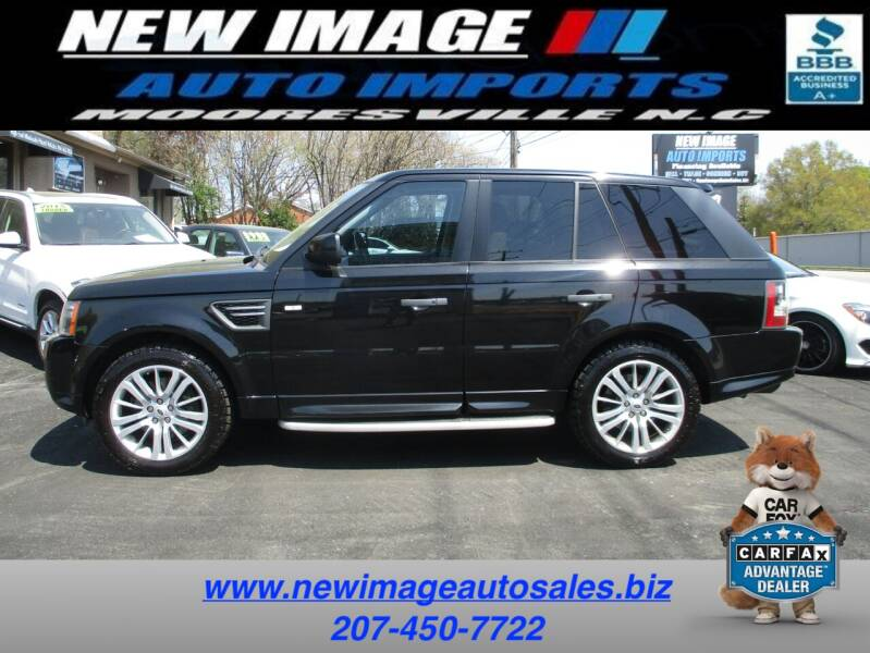 2011 Land Rover Range Rover Sport for sale at New Image Auto Imports Inc in Mooresville NC