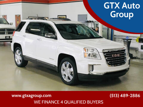 2016 GMC Terrain for sale at GTX Auto Group in West Chester OH